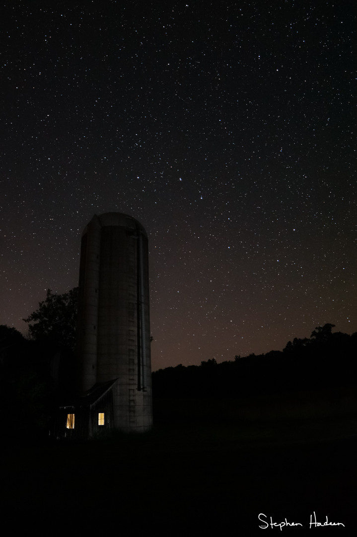 silo and the big dipper