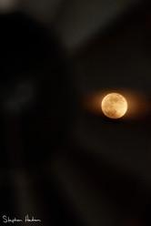 super moon/flower moon 2
