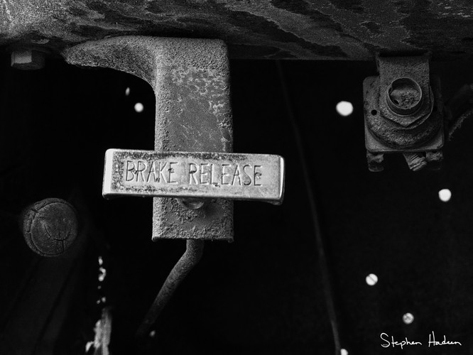 brake release