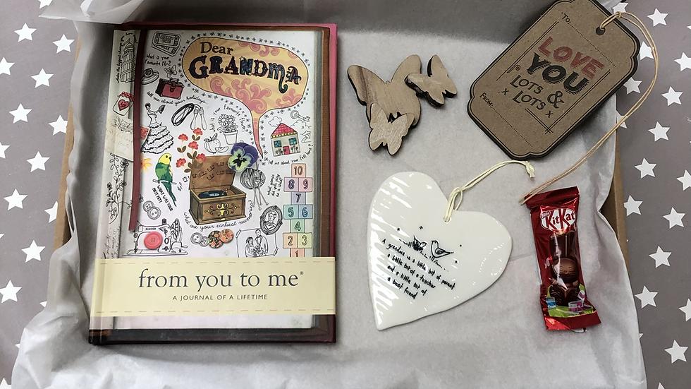 Dear Grandma (Letterbox 10)