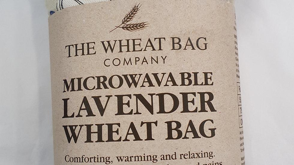Microwavable Lavender Wheat Bag Camper Van