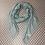 Thumbnail: Pale blue scarf