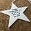 Thumbnail: Ceramic Hanging Star Twinkle Twinkle