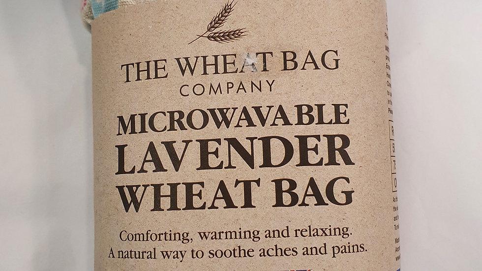 Microwavable Lavender Wheat Bag Daisy