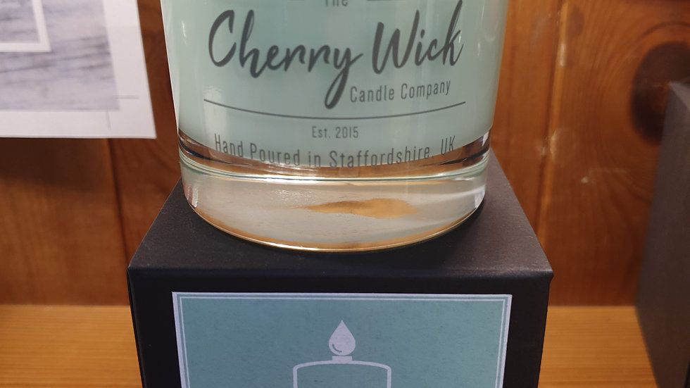 Cherry Wick Candle 30cl Thai Lime and Mango