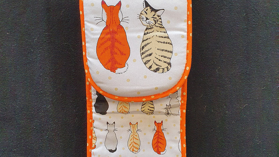 Ulster Weavers Oven Gloves Cats In Waiting