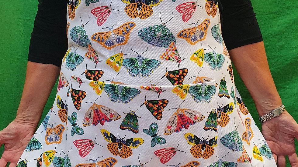 Ulster Weavers Cotton Apron Butterfly