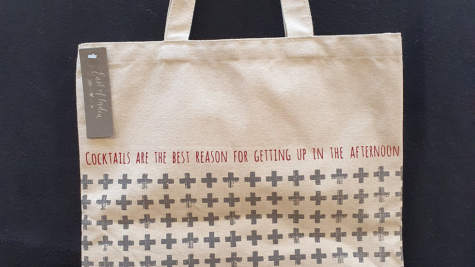 Tote Bag Cocktails
