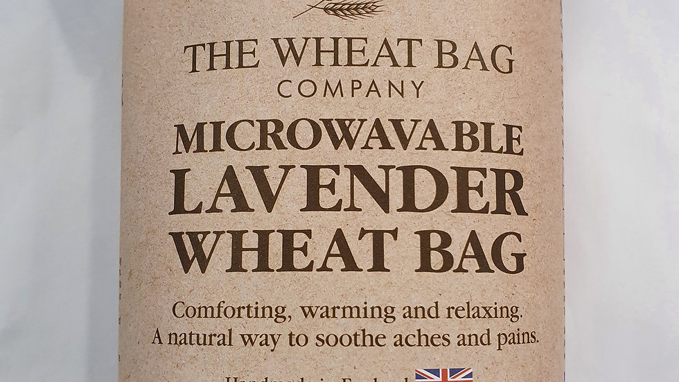 Microwavable Lavender Wheat Bag Squirrel