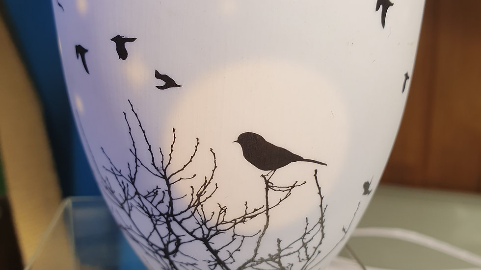 LightGlow Porcelain Votive Silent Night Small