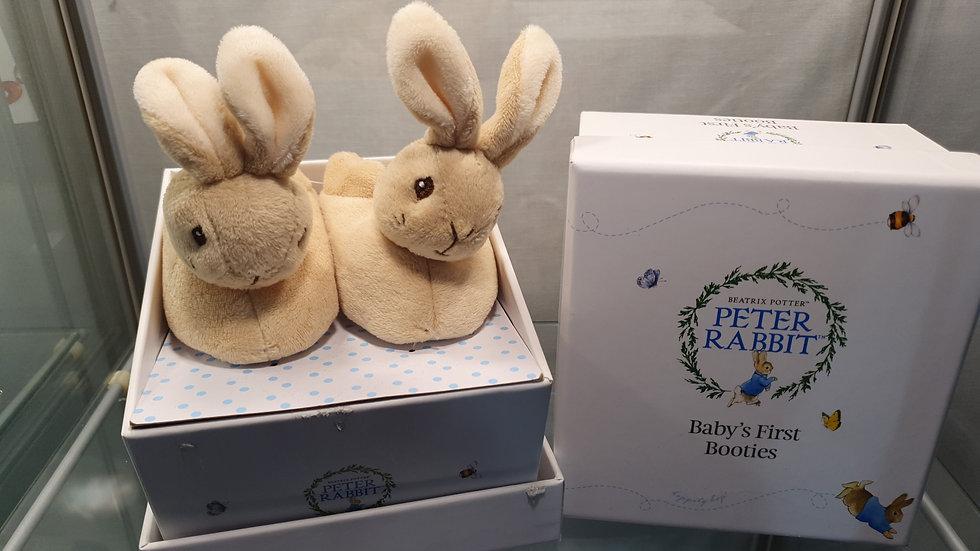Peter Rabbit First Booties