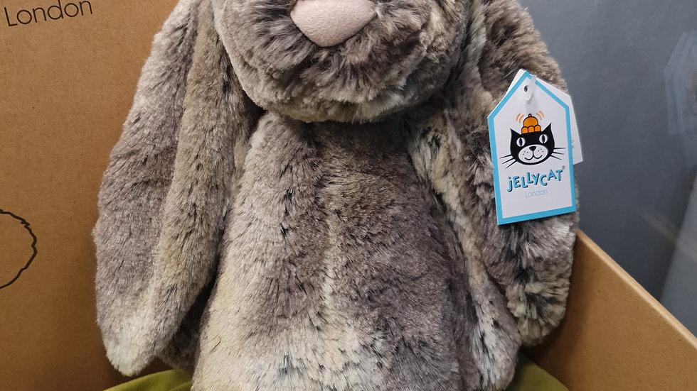 Jellycat Bashful Cotton Tail Bunny Medium