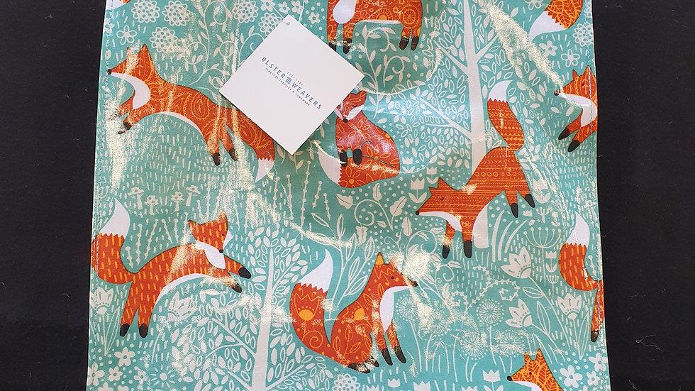 Ulster Weavers PVC Shopper Bag Foraging Fox