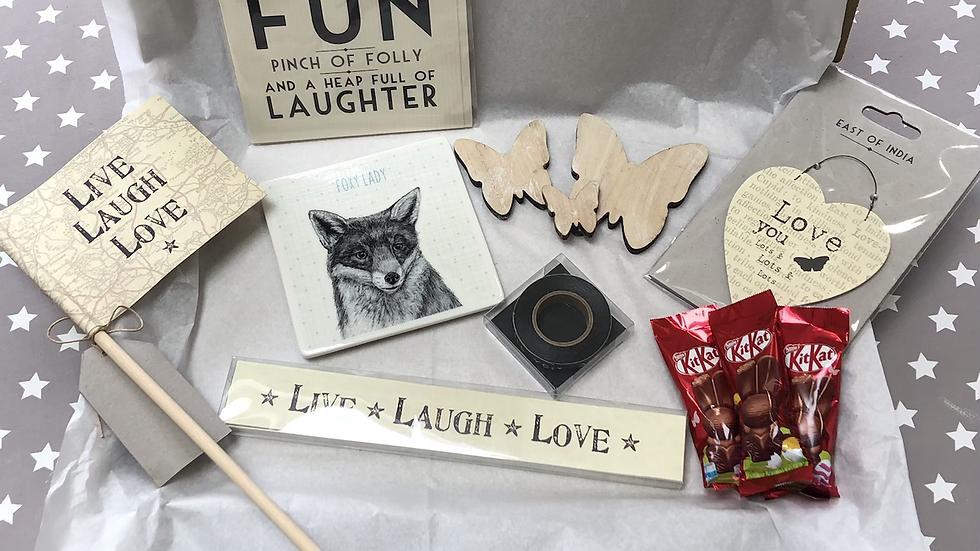 Foxy Lady (Letterbox 11)
