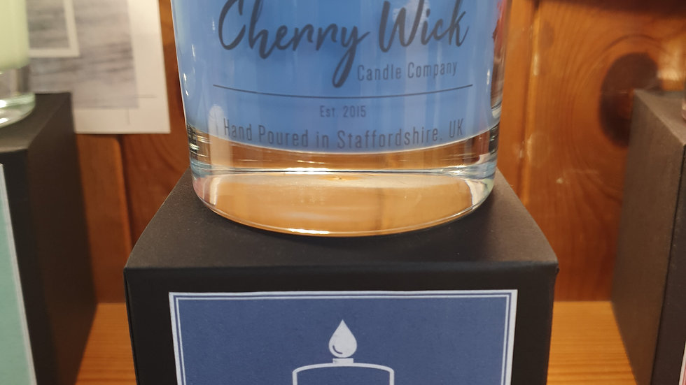Cherry Wick Candle Blueberry 30cl