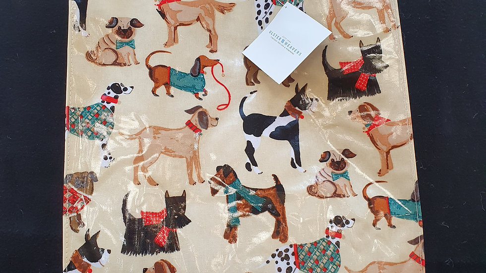 Ulster Weavers PVC Shopper Bag Hound Dog