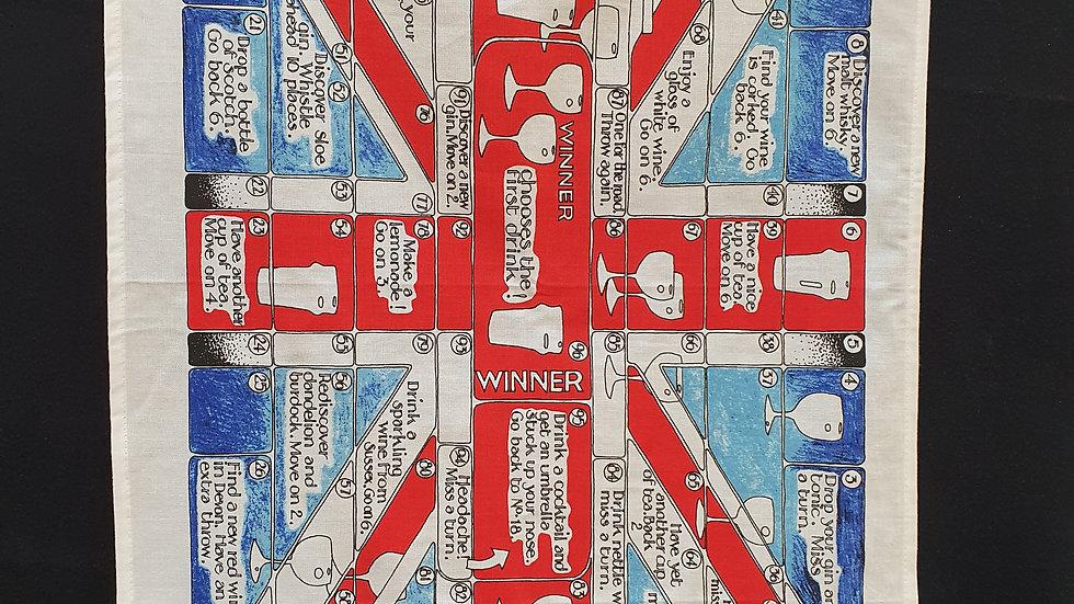 Simon Drew T towel UK Drink Game