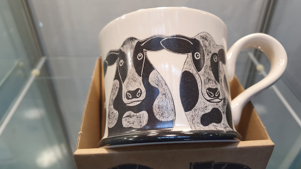 Moorland Pottery Cows