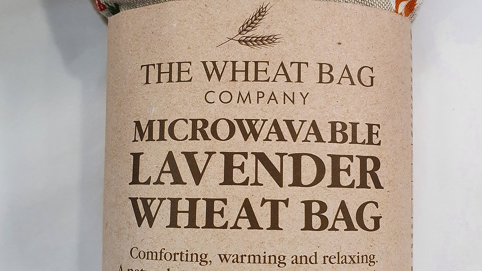 Microwavable Lavender Wheat Bag Woodland