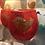 Thumbnail: Strawsilk T light Votive Robins (Red)