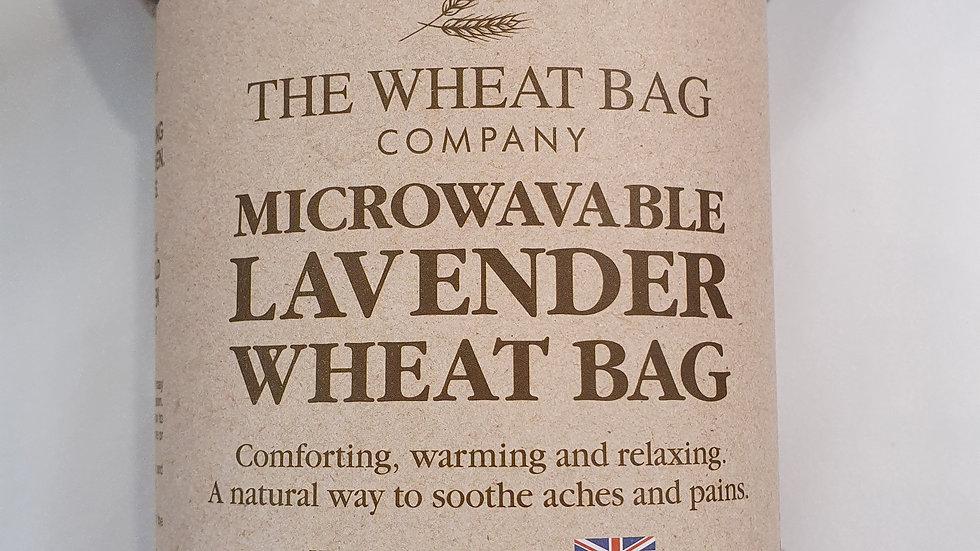 Microwavable Lavender Wheat Bag Penguin