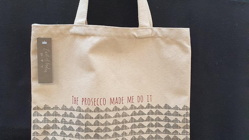 Tote Bag Prosecco