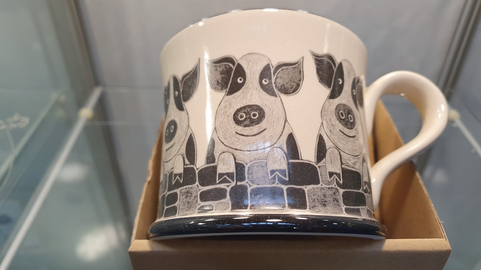 Moorland Pottery Pigs
