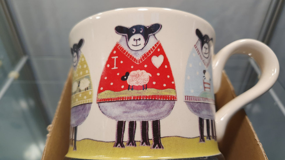 Moorland Pottery Wooley Jumpers