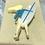 Thumbnail: Kimchi and Coconut Surfer Blue Pin