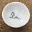 Thumbnail: Ceramic Wobbly Trinket Bowl Small Adventure Awaits