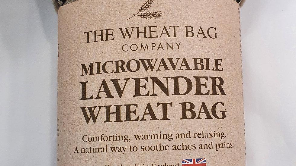 Microwavable Lavender Wheat Bag Giraffe