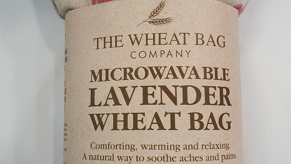 Microwavable Lavender Wheat Bag Unicorn