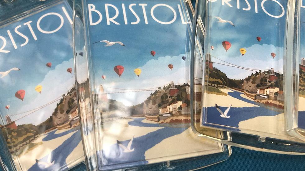 Bristol Keyring