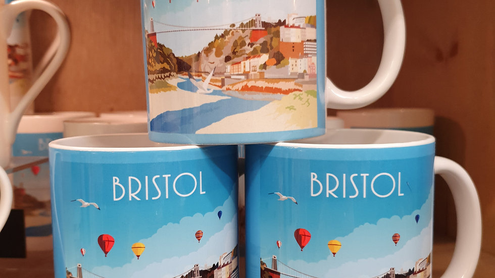 Bristol Ceramic Mug