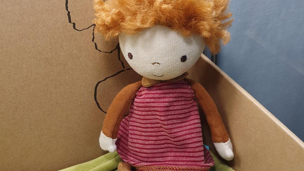 Jellycat Apricot doll
