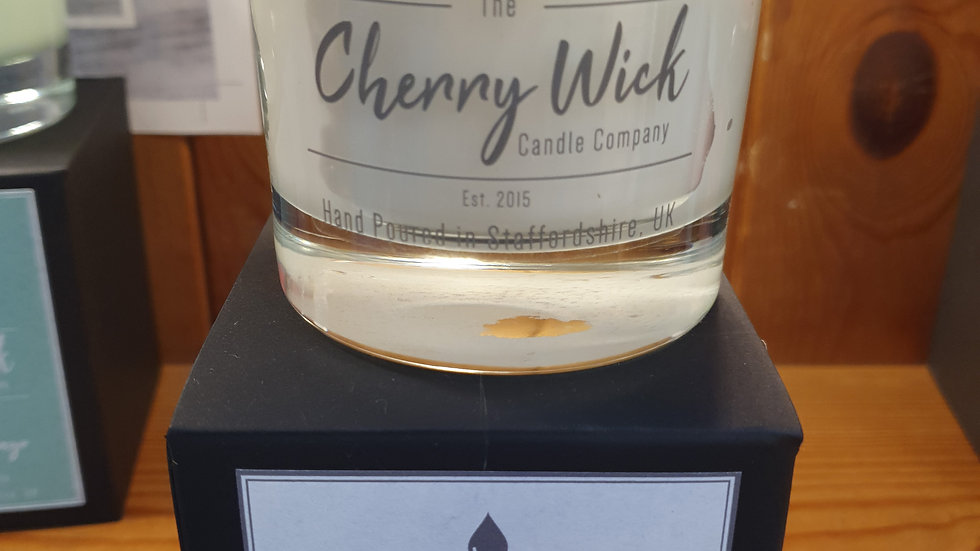 Cherry Wick Candle Fresh Cotton 30cl