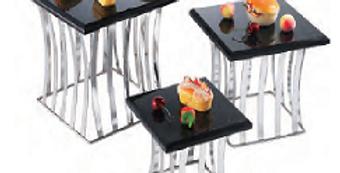 Multiple Food Display - 122