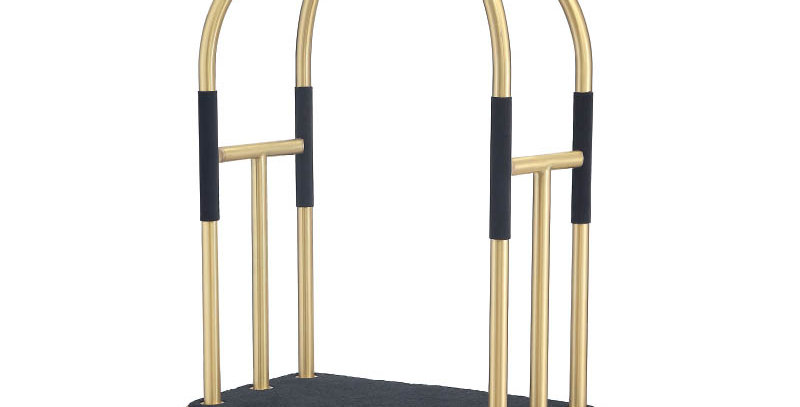 VM Classic - Luggage Trolley Gold - VMCL 3110S