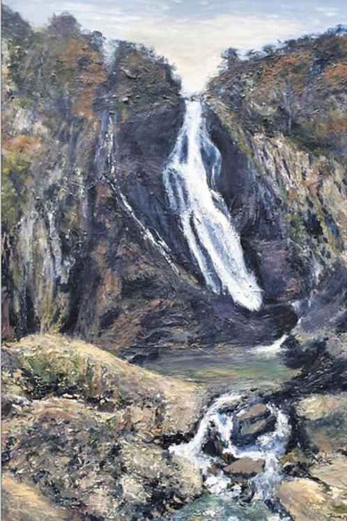 November by the Aber Falls