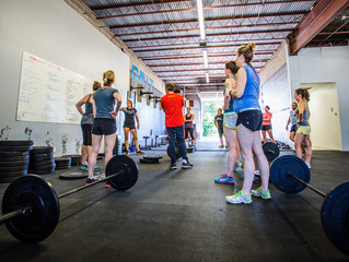 Preparing yourself for your next GPP / Strength and Conditioning Cycle