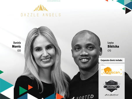 Dazzle Angel's Inaugural Investment