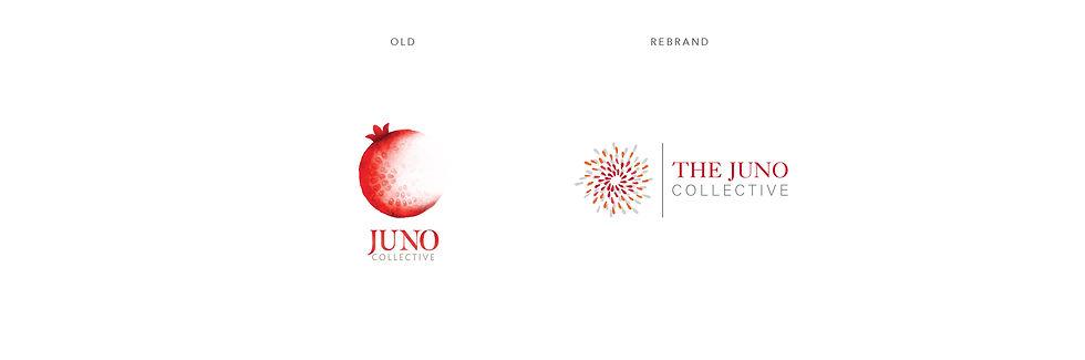 Juno collective rebrand