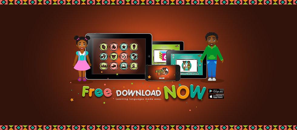 Mzanzi kids  - South Africa - Leigh Desai