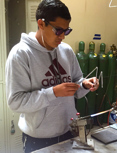 Torch Working