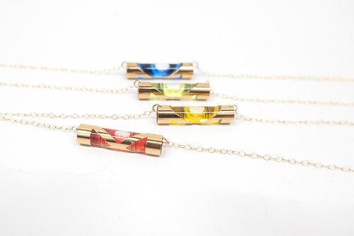 Large Leveler Necklaces by Lauryl Gaumer