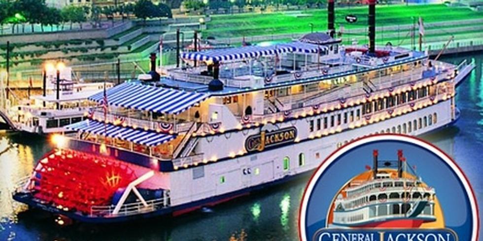 JOY Nashville/General Jackson Christmas Dinner Cruise