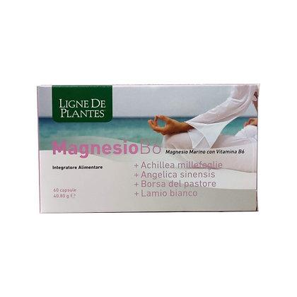 MagnesioB6+Achillea millefoglie+Angelica sinensis+Borse del pastore+Lamio bianco