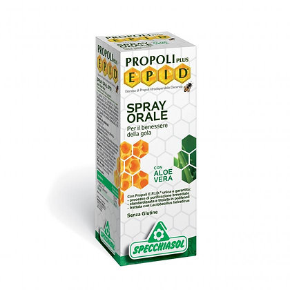 EPID® SPRAY ORALE CON ALOE 15 ml
