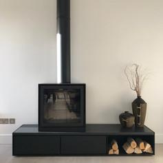 Woodburning Stove Plinth
