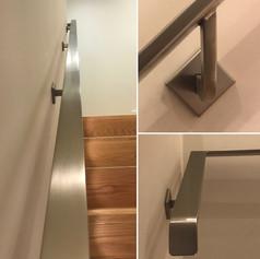 Bespoke Steel Handrail